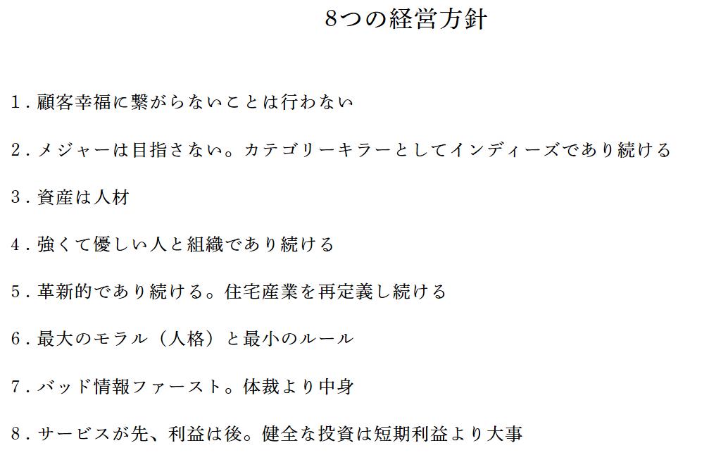 7192-日本モーゲージサービス経営方針