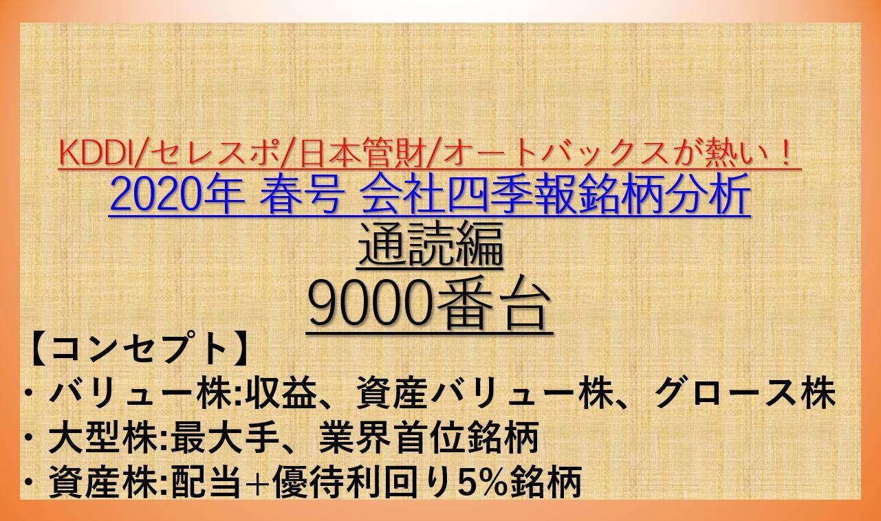 2020会社四季報春号-16