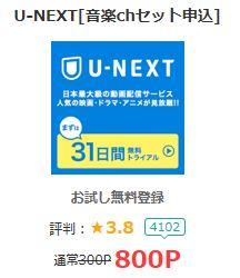 U-NEXTとは