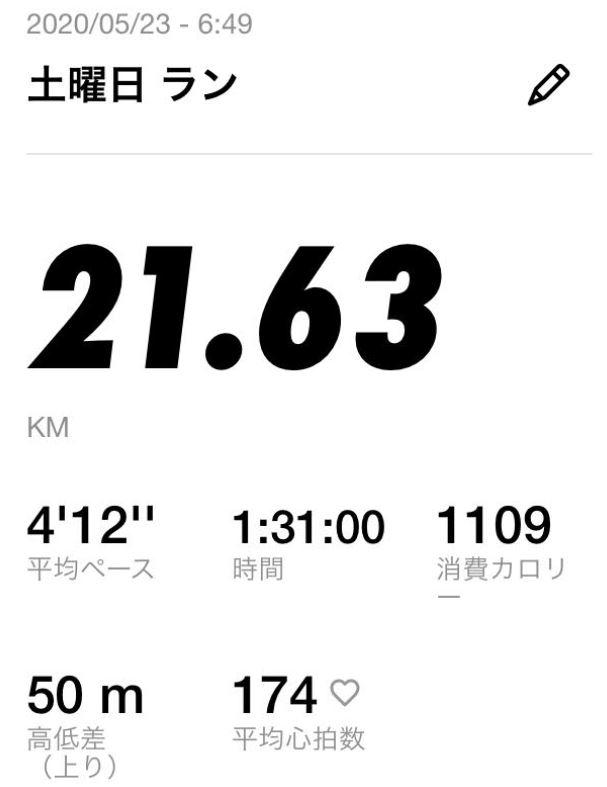 ハーフマラソン-サブ90挑戦