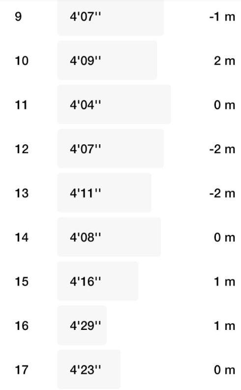 ハーフマラソン-サブ90挑戦3