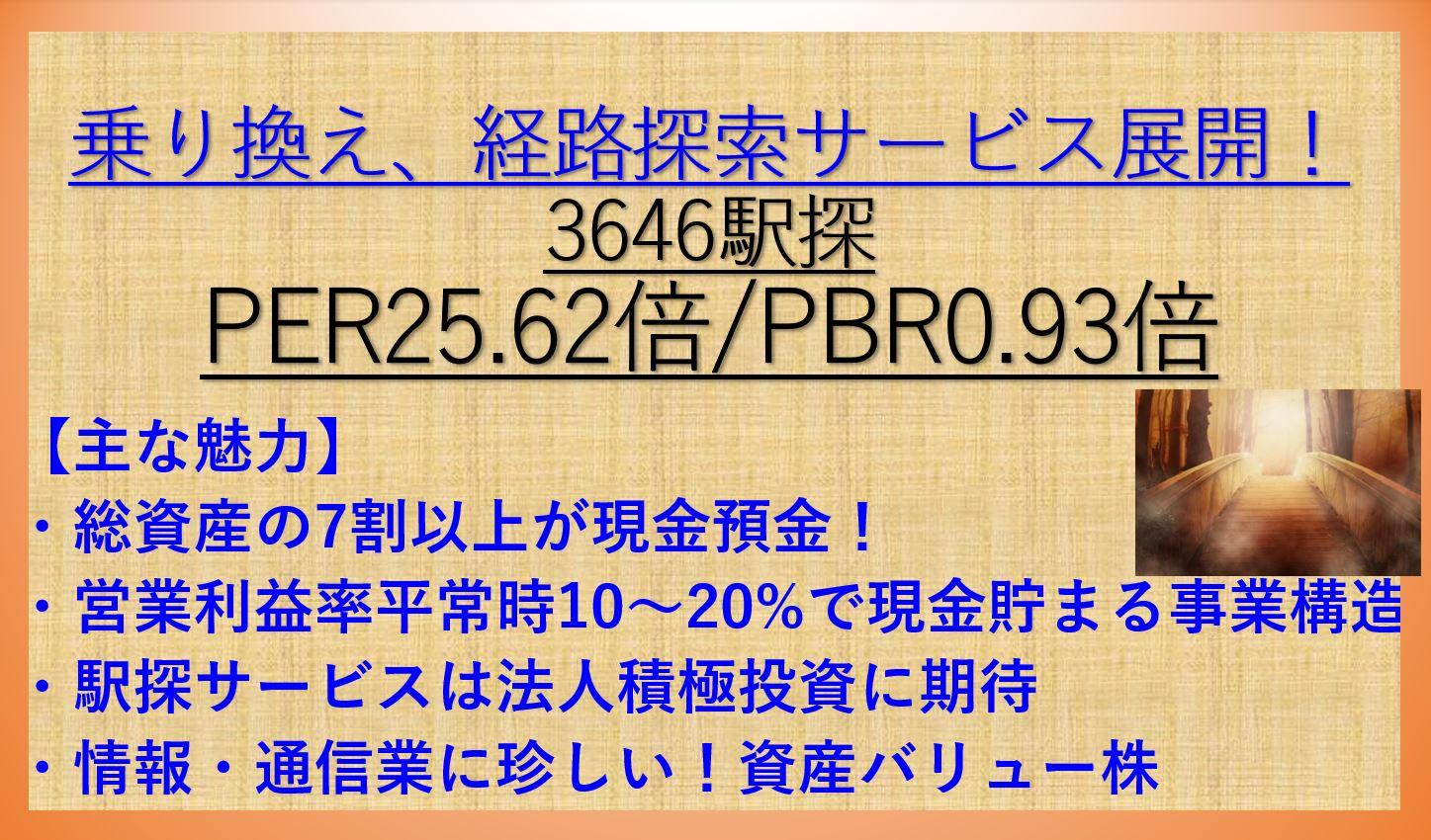 3646-駅探