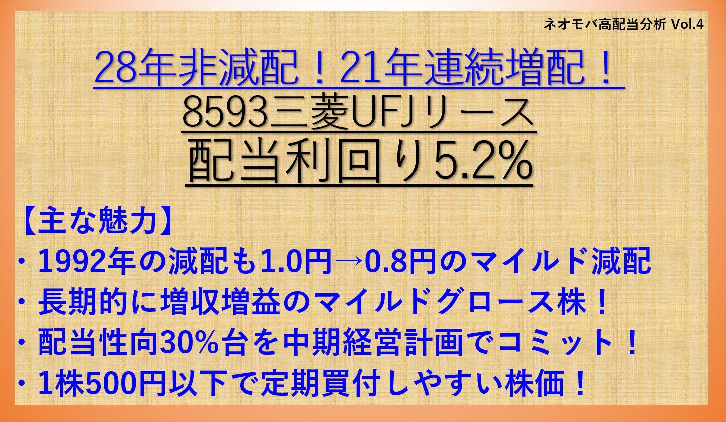 三菱UFJリース
