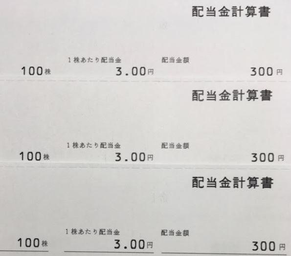 ビックカメラ-株主優待到着-2021年9月5.