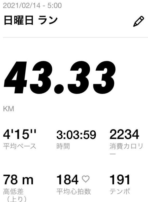 サブ3.05!-フルマラソン1.