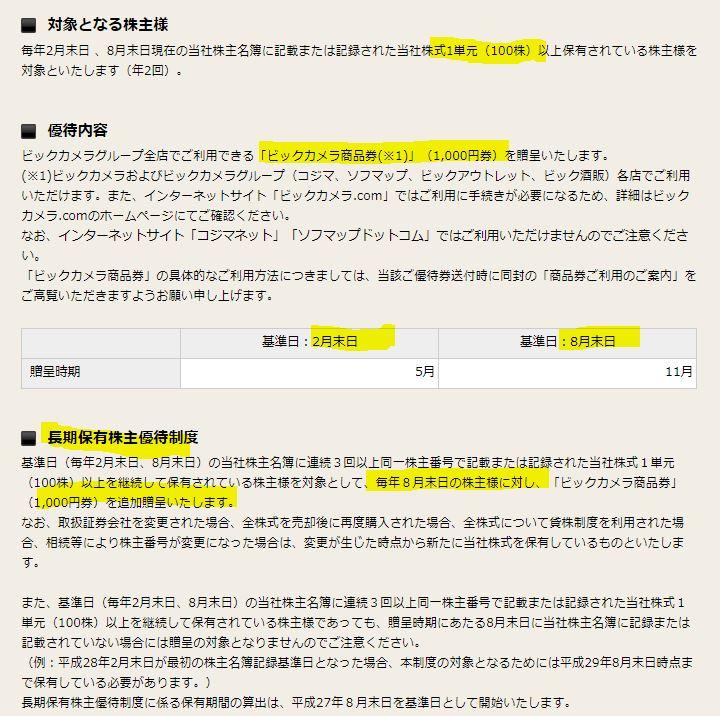 株主優待-日本BS放送-9414