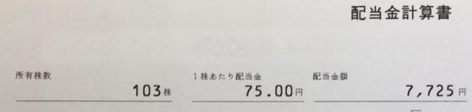 株主優待到着.SANKYO2.